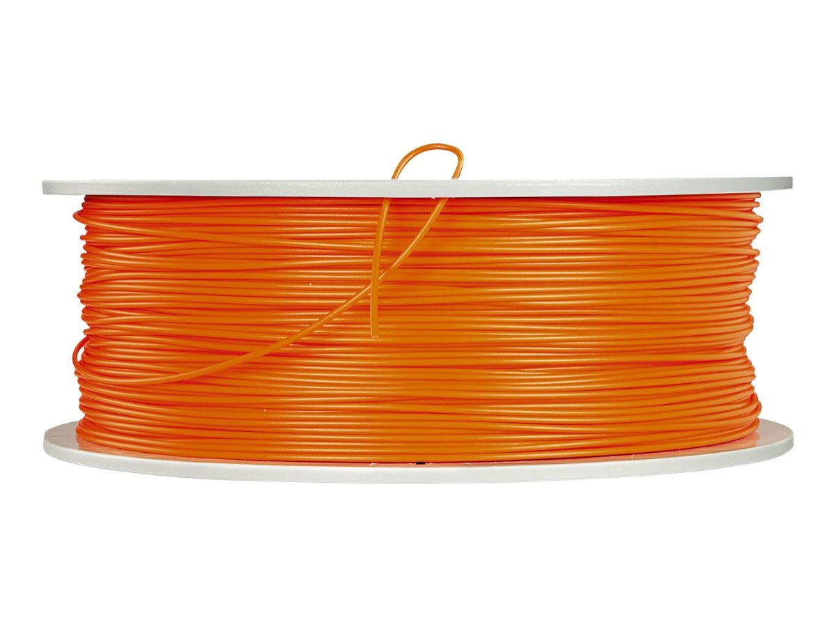 Verbatim Orange 1.75mm 1kg PLA 3D Filament, 55255
