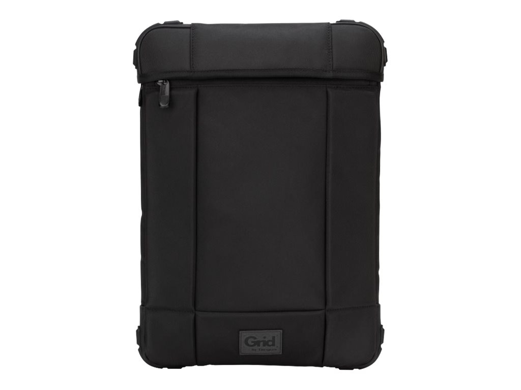 Targus Grid V Slipcase 14, Black, TSS848, 18118533, Carrying Cases - Other