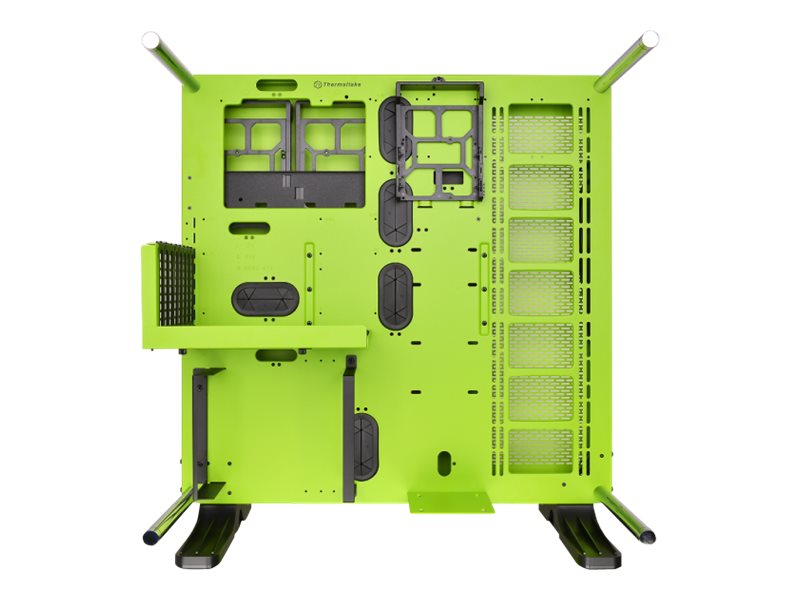 Thermaltake Chassis, Core P5 Green Edition Mid Tower ATX 4x3.5 Bays 8xSlots, Green, CA-1E7-00M8WN-00