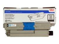 Oki Black Toner Cartridge for C530dn & C330dn Series Printers