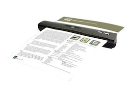 Adesso EZScan 2000 Mobile Document Scanner, EZSCAN2000, 13640146, Scanners