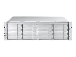 Promise 3U 16-Bay FC 16Gb s Single Controller RAID Subsystem Chassis, E5600FSNX, 32689148, SAN Servers & Arrays