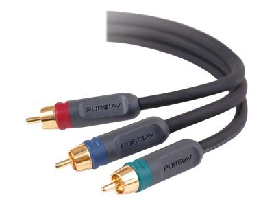 Belkin PureAV Component Video Cable, 6 ft, AV21000-06