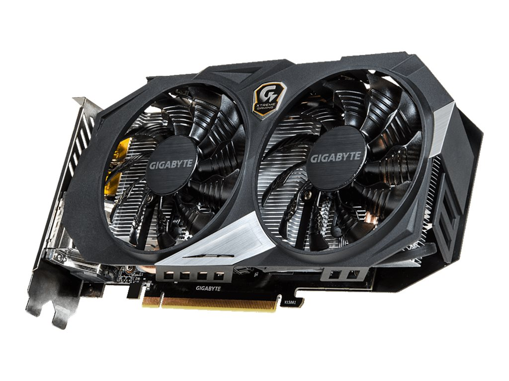 Gigabyte Tech GeForce GTX 950 PCIe 3.0 Overclocked Graphics Card, 2GB GDDR5