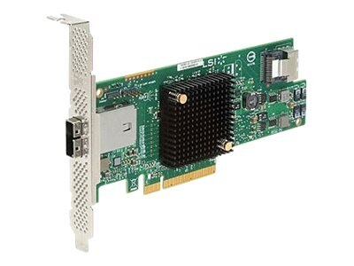 Quantum SAS LSI 9207-414E Host Bus Adapter, DNADS-UHBN-001A, 15239381, Host Bus Adapters (HBAs)