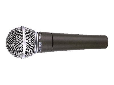 Shure Cardioid Dynamic Mic, SM58-LC, 30927931, Microphones & Accessories