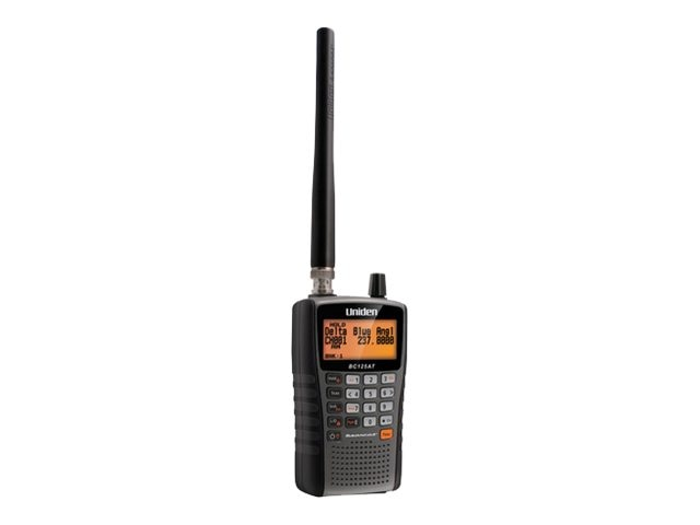 Uniden 500-Channel Hand Held, BC125AT, 13634803, Two-Way Radios