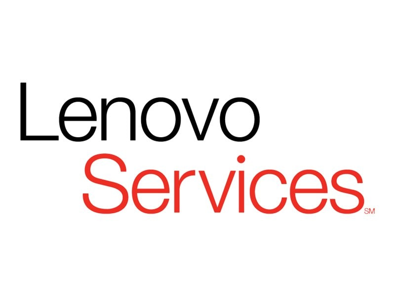 Lenovo 5-year Extended NBD Parts Delivered Depot + Your Drive Your Data, 01GX377