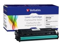 Verbatim CE270A Black Remanufactured Toner Cartridge for HP