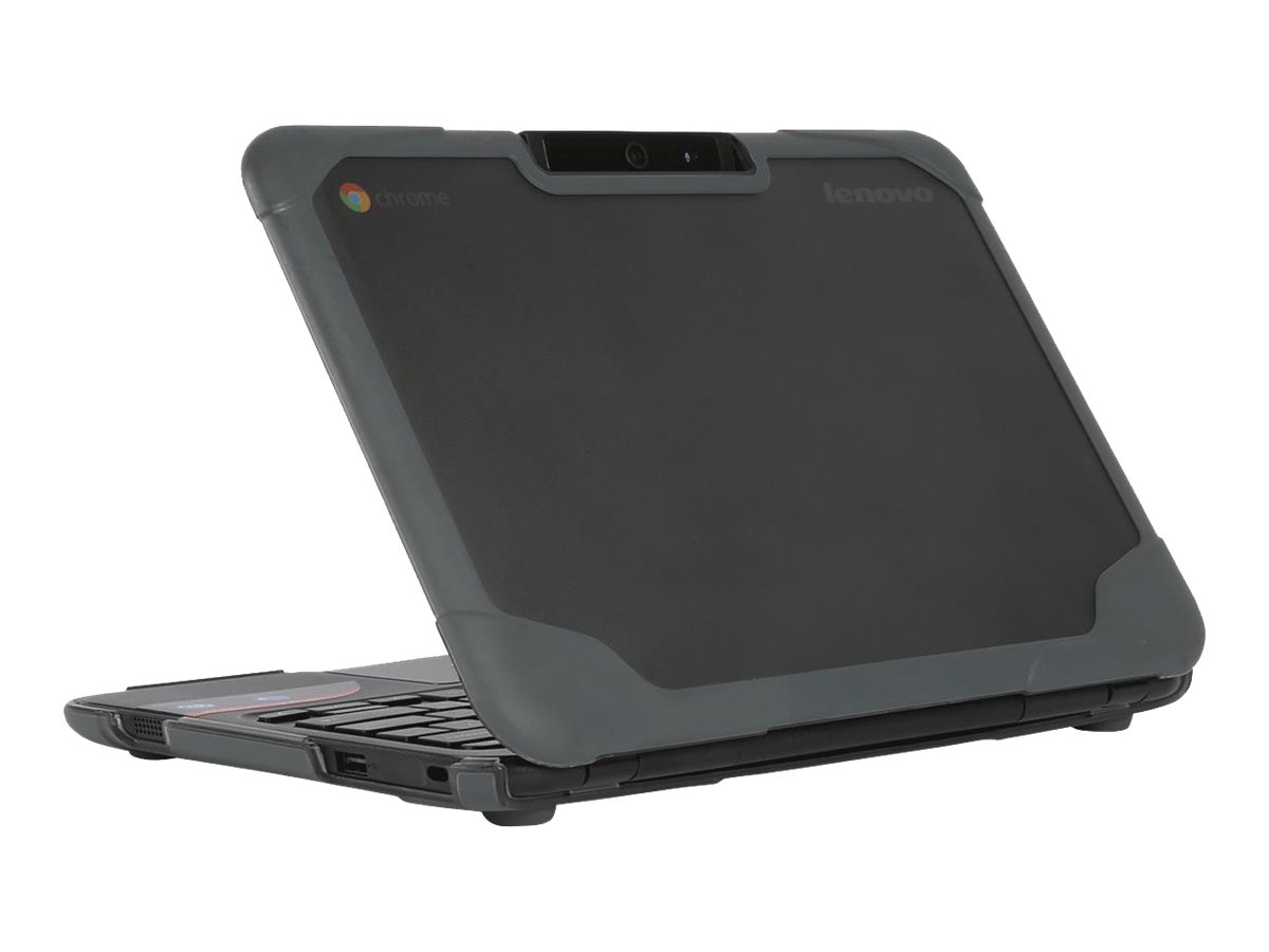 Max Cases Extreme Shell for Lenovo Chromebook N22, Gray, LN-ES-N22-11-GRY