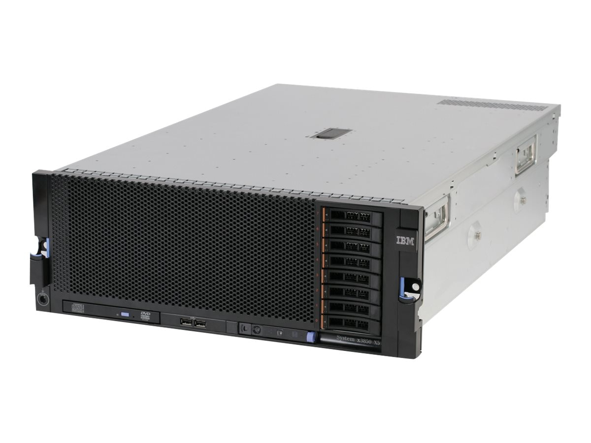 IBM System x3850 X5 Intel 2.26GHz Xeon, 7143B6U, 12771398, Servers