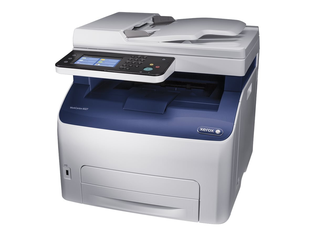 Xerox WorkCentre 6027 Multifunction Color LED Printer