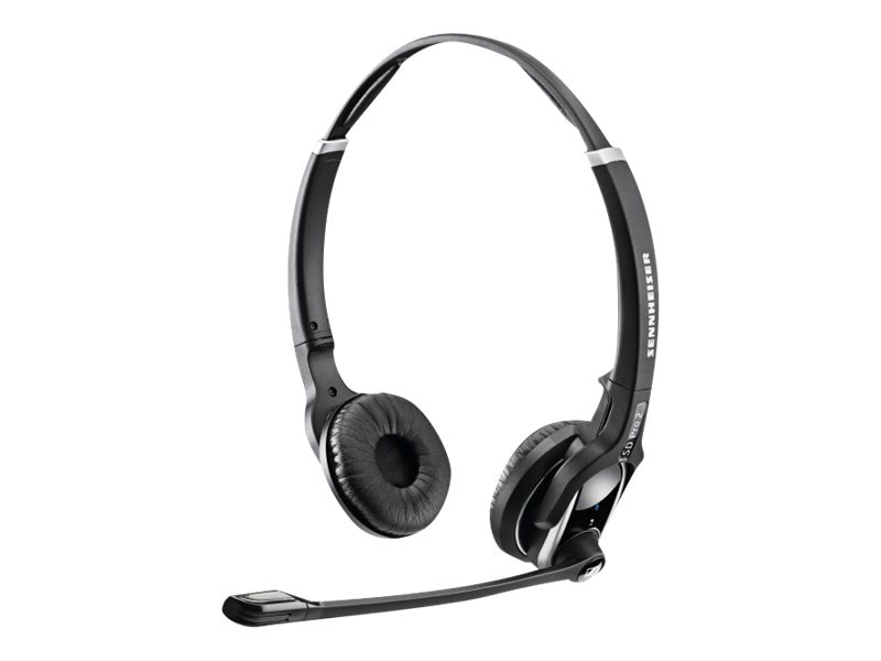 Sennheiser SD Pro 2 Double-sided Wireless Headset, 506008