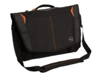 Dell Adventure 17 Messenger Bag for VosDT Latitude Vostro Inspiron XPS, 469-4061, 31799636, Carrying Cases - Notebook