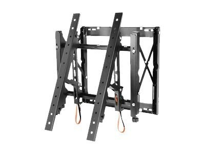Peerless Portrait SmartMount Full-Service Video Wall Mount for 42-65 Display, DS-VW765-POR, 13142147, Stands & Mounts - AV