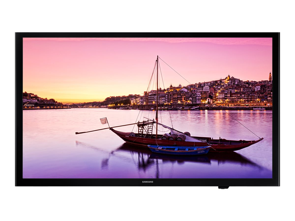 Samsung 43 HE593 Full HD LED-LCD Hospitality TV, Black