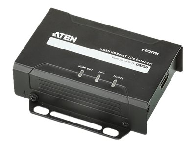 Aten HDMI HDBaseT-Lite Extender, VE801R, 22521819, Video Extenders & Splitters