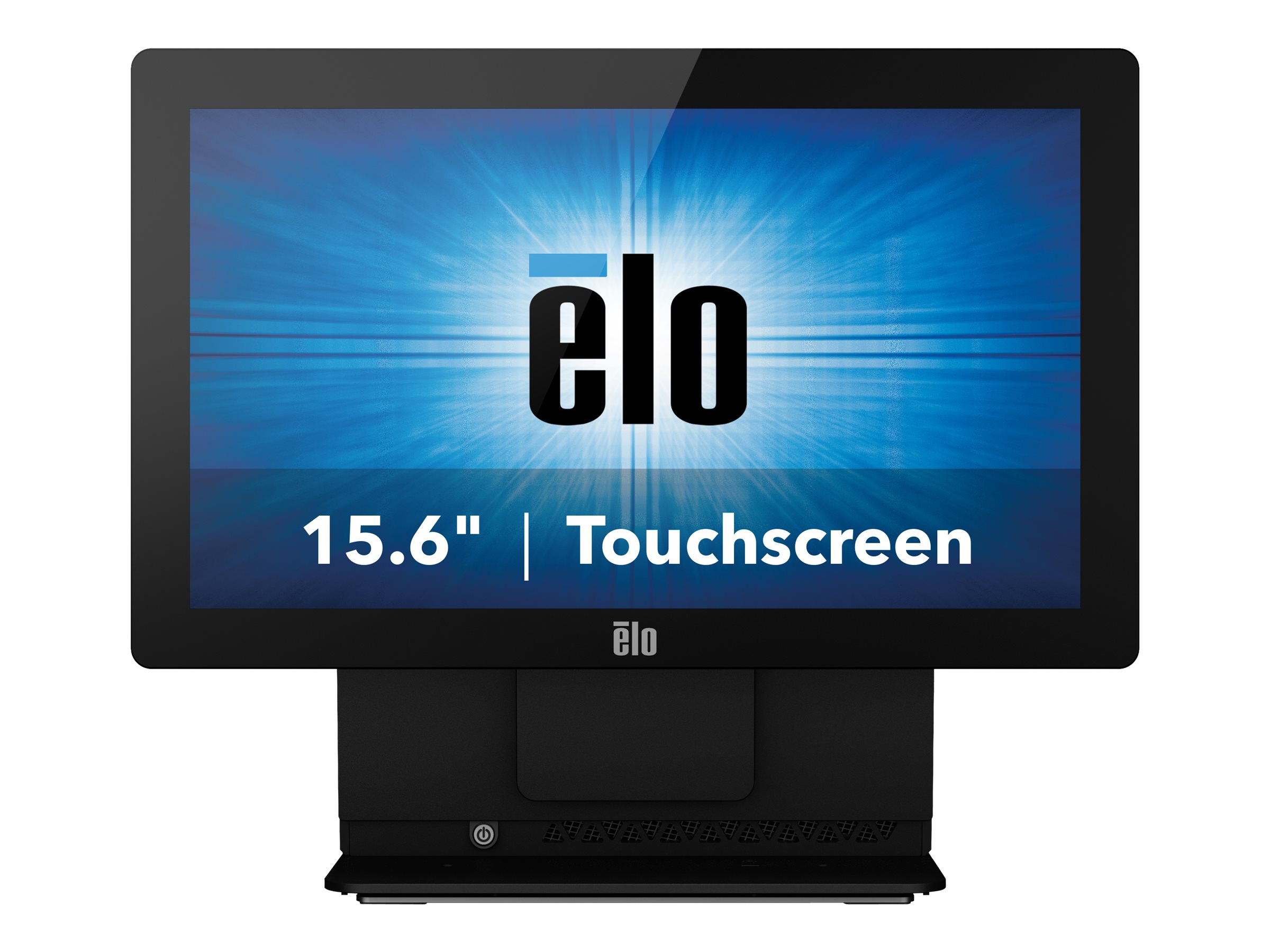 ELO Touch Solutions 15E2 15.6 Touchcomputer Rev C Widescreen Accutouch Antiglare, E058968