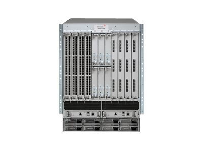 Brocade 8- I O  Slot Chassis  0SFM 0MM 4FAN 0PSU Blank, XBR-VDX8770-8, 17389091, Network Device Modules & Accessories