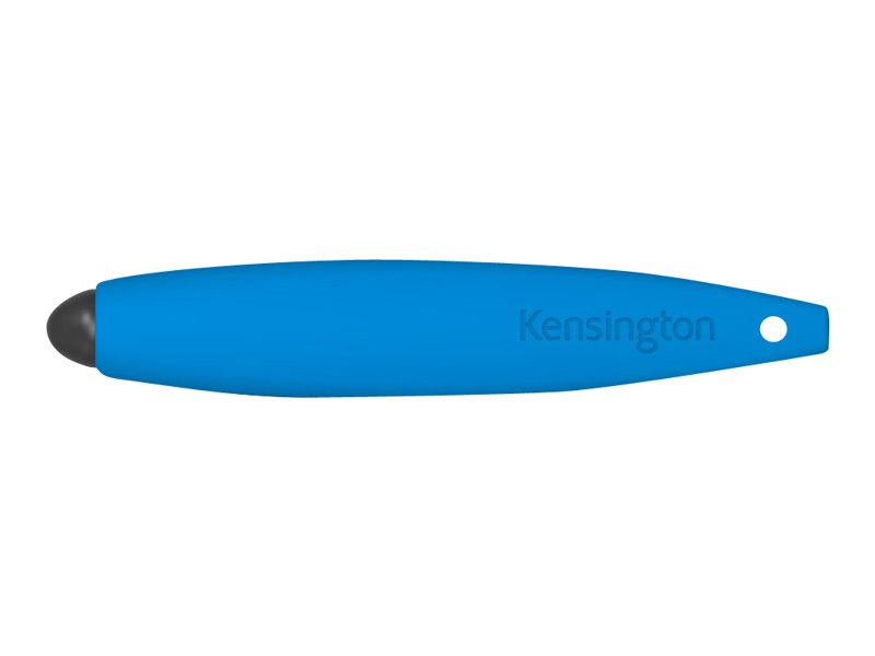 Kensington GummyGrip Stylus for Kids, Blueberry, K97186WW, 16950220, Pens & Styluses