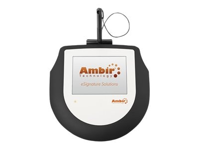 Ambir Imagesign Pro 200 Col Signature Pad., SP200-S2, 16742789, Scanner Accessories