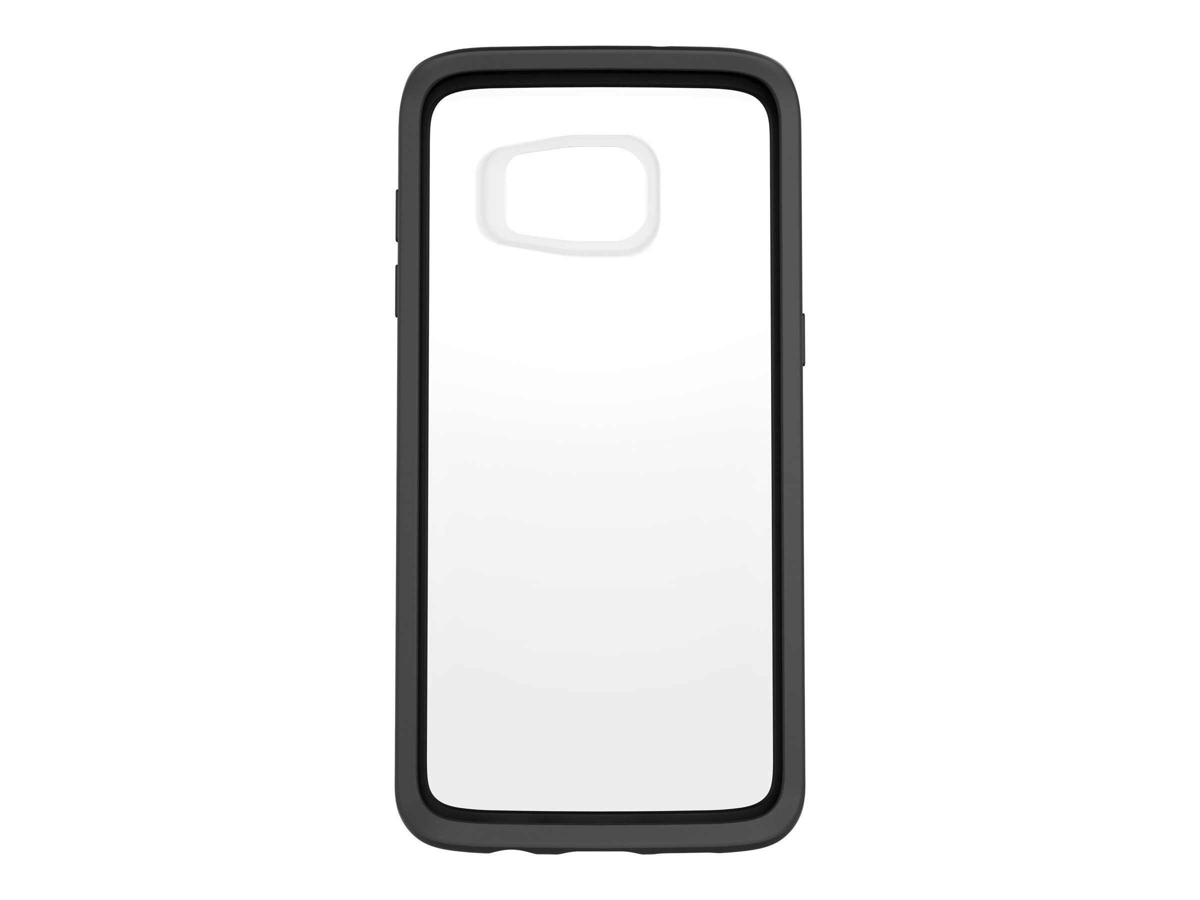 OtterBox Clear Symmetry Series Case for Samsung Galaxy S7 Edge, Black Crystal