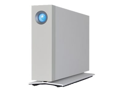 Lacie 6TB d2 Dual Thunderbolt 2 USB 3.0 Professional Desktop Storage, 9000472U, 17870299, Hard Drives - External