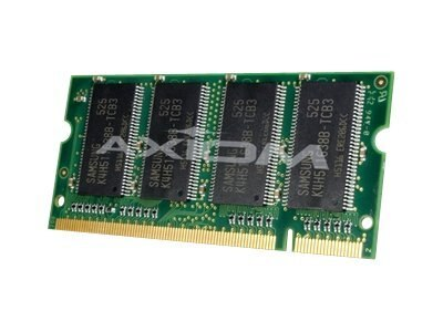 Axiom 1GB PC2100 200-pin DDR SDRAM SODIMM, 311-3263-AX, 15153544, Memory