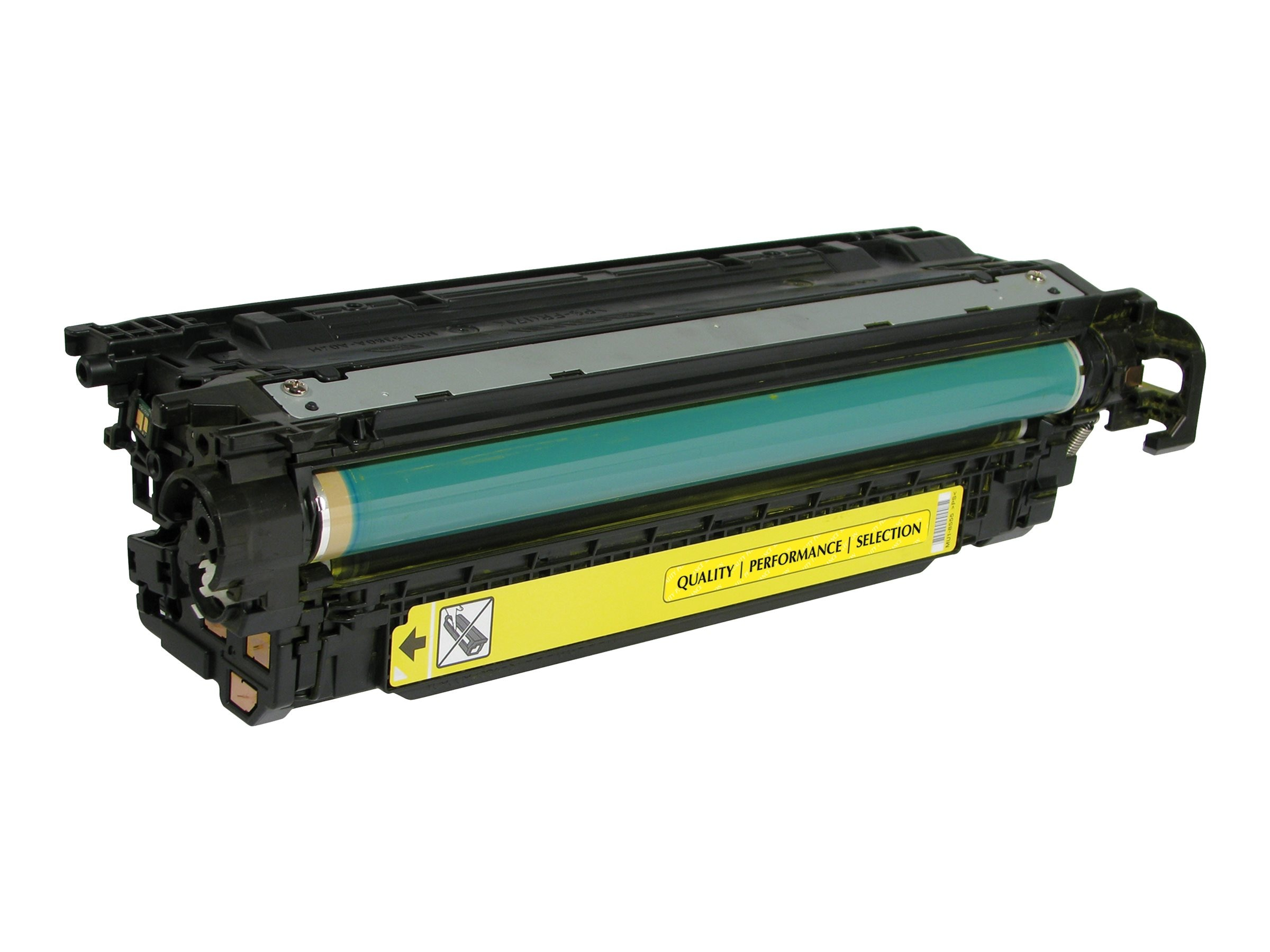 V7 CE402AG Yellow Toner Cartridge for HP LaserJet Enterprise Color M551 M575