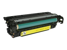 V7 CE402AG Yellow Toner Cartridge for HP LaserJet Enterprise Color M551 M575, V7M551Y, 17345531, Toner and Imaging Components