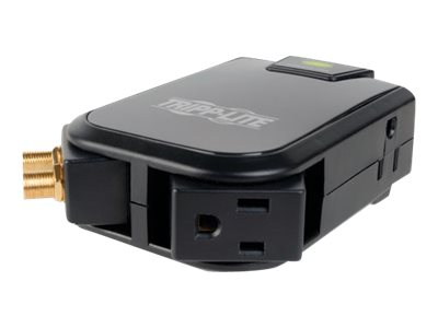 Tripp Lite PROTECT IT! Series Home Business Theater Surge Suppressor (3) Outlet, TLP31SAT