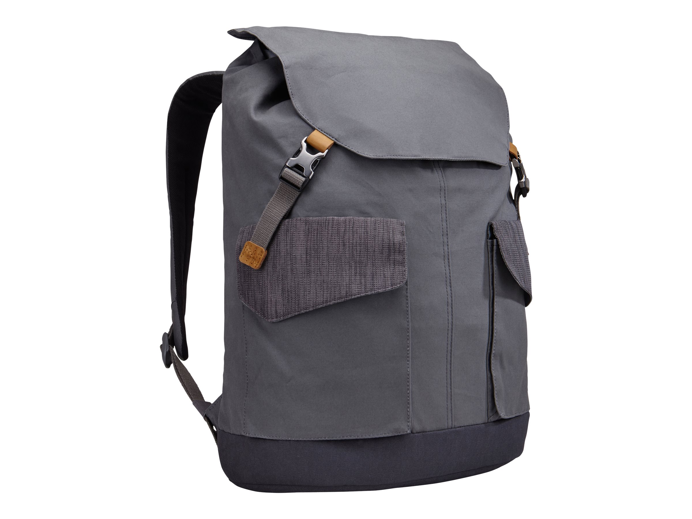 Case Logic LoDo Large Backpack, Graphite, LODP115GRAPHITE, 30640164, Carrying Cases - Notebook