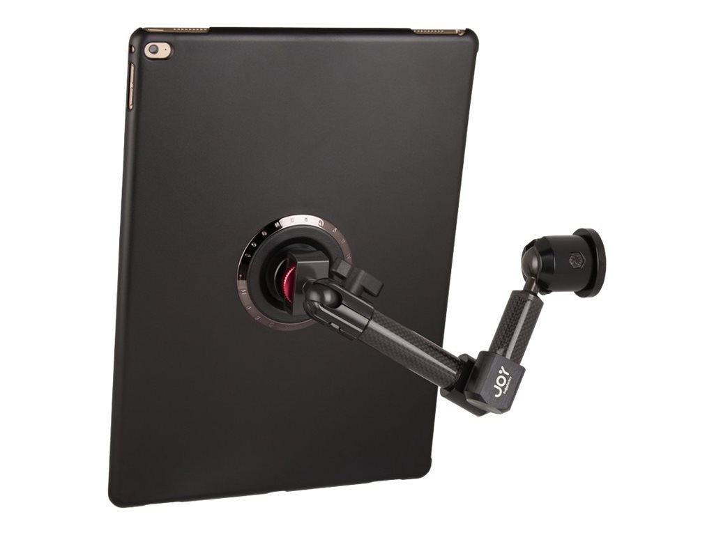 Joy Factory MagConnect Wall Cabinet Mount for iPad Pro, Black