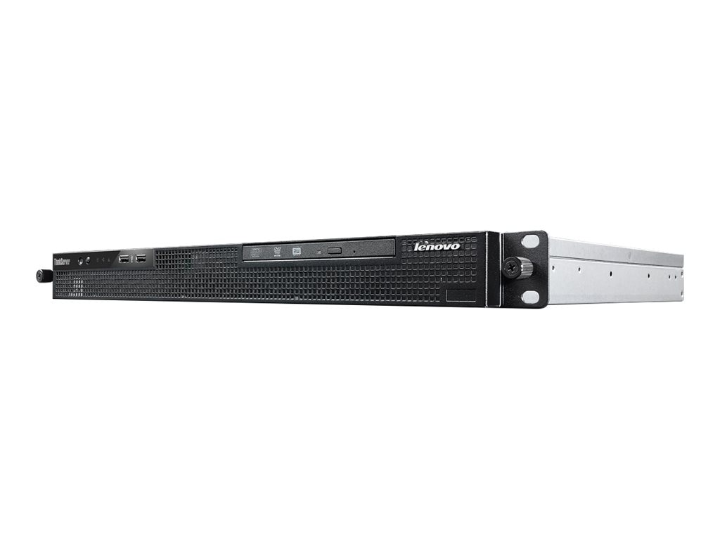 Lenovo ThinkServer RS140 Core i3-4150 4GB 4x2.5 SATA, 70F30017UX, 30642661, Servers
