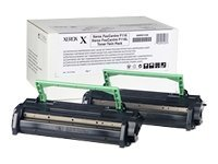 Xerox Black Toner Cartridges for FaxCentre F116 (Twin Pack)