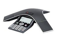 Polycom SoundStation IP 7000 SIP Conferencing Phone with PoE, AC Power Supply, 2230-40300-001, 8548644, VoIP Phones