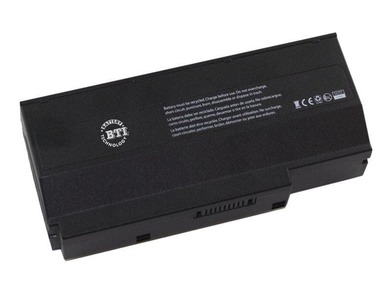 BTI Laptop Battery for ASUS G73SW, AS-G73