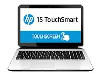 HP Envy TouchSmart 15-D096nr : 1.5GHz A4-Series 15.6in display