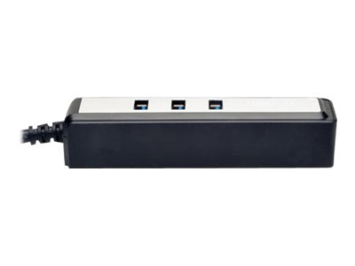 Tripp Lite 4-Port Portable USB 3.0 SuperSpeed Hub, Instant Rebate - Save $2, U360-004-MINI