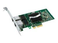 Intel Pro 1000PT 10 100 1000BTX PCIe Server 2 Port OEM Single