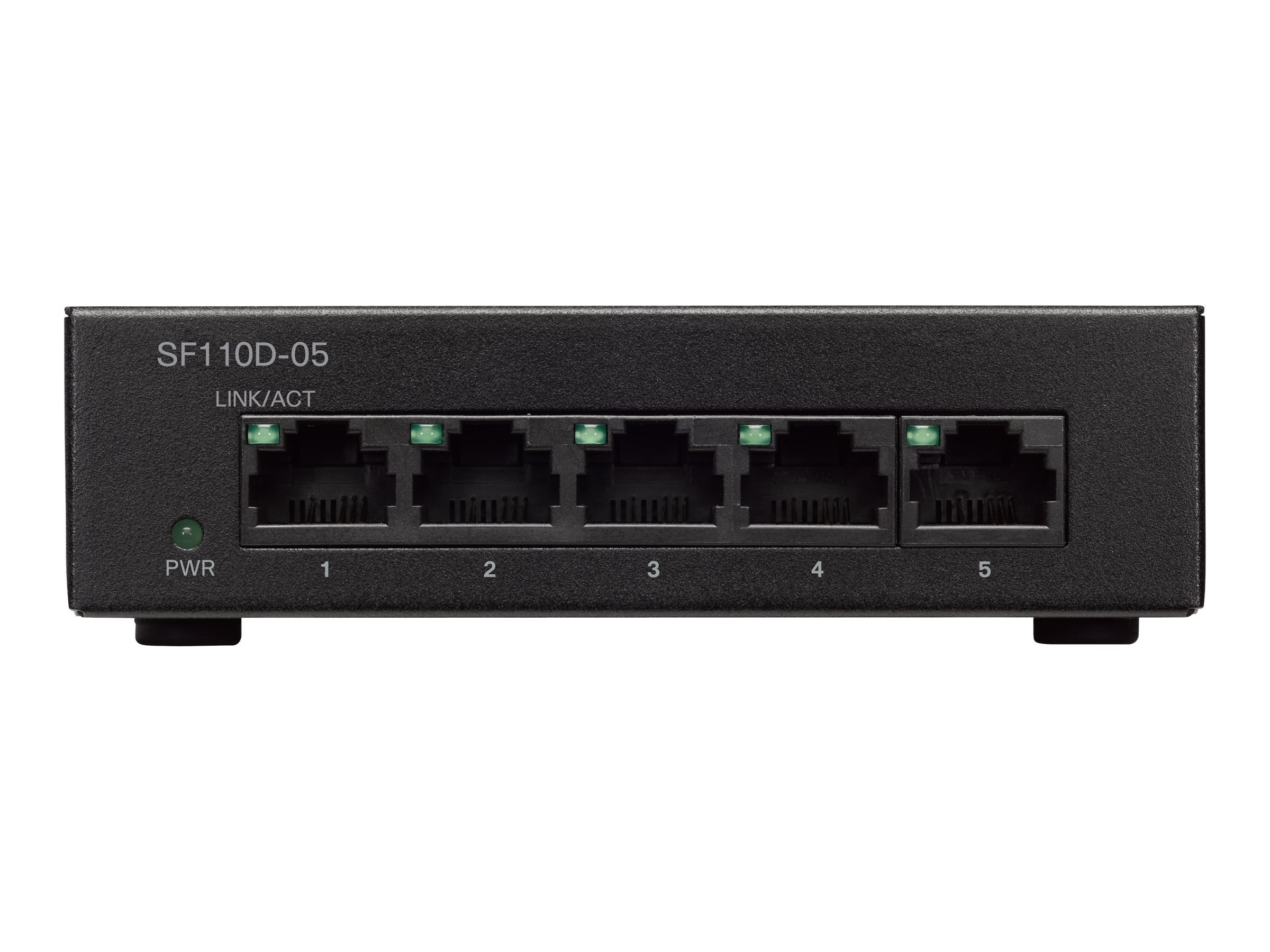 Cisco SF110D05 5-Port 10 100 Switch, SF110D-05-NA, 18793344, Network Switches