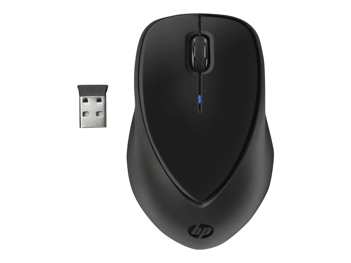 HP Comfort Grip Wireless Mouse, H2L63AA