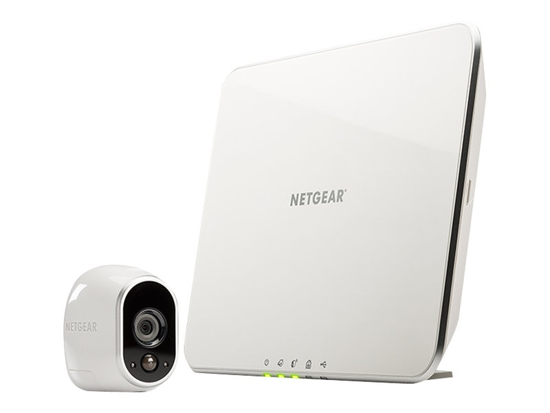 Netgear Smart Home Single HD Camera Wireless Security System, VMS3130-100NAS