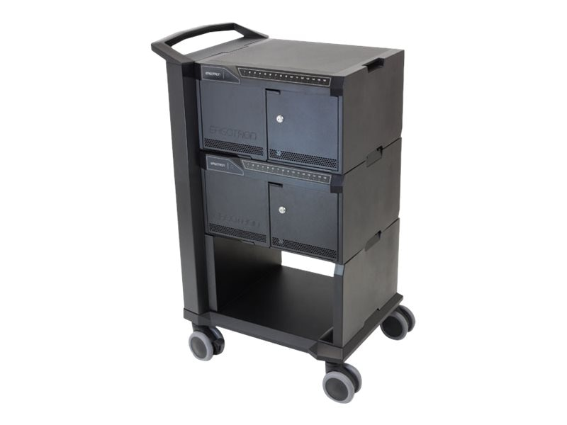 Ergotron Tablet Management Cart 32, 24-379-085, 15577881, Computer Carts