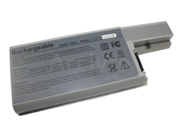 Arclyte Battery Performance-Lithium Li-Ion 11.1V 5200mAh 6-cell for Dell Latitude, Precision, N00355, 16204614, Batteries - Notebook