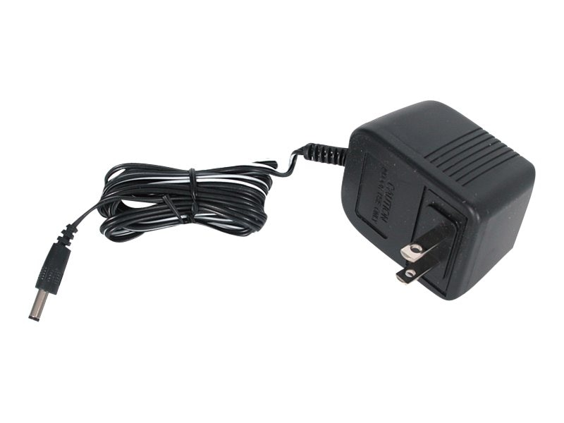 StarTech.com 9V Replacement Power Adapter for KVM Switches Video Splitters, SVPOWER, 5342181, AC Power Adapters (external)