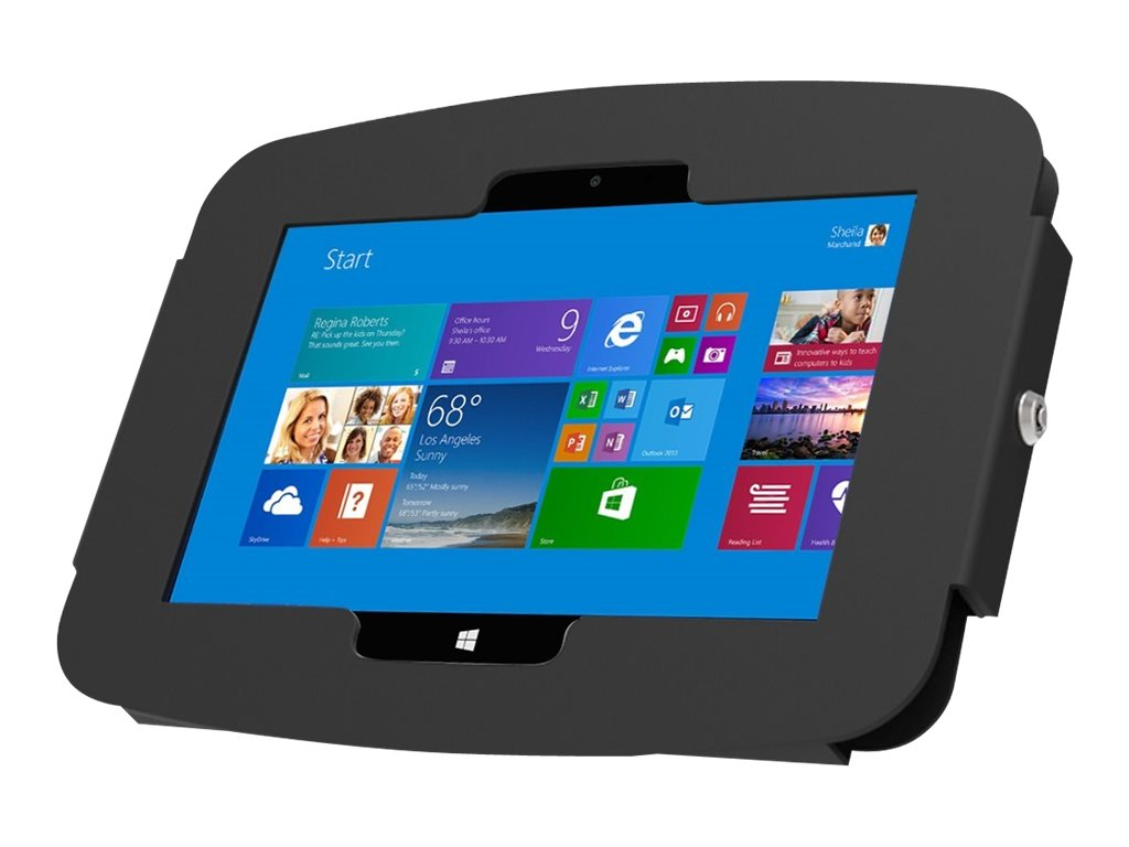 Compulocks Surface Pro 3 Space Enclosure, Black