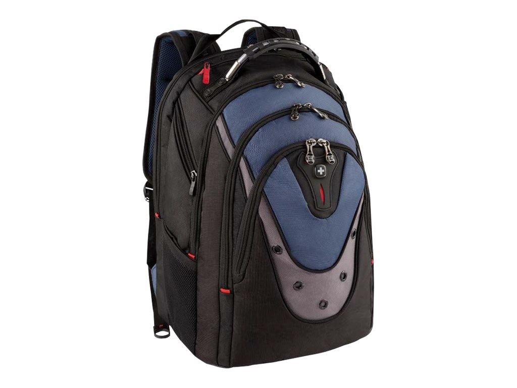 Wenger IBEX Computer Backpack 17, 27316060, 23729101, Carrying Cases - Other