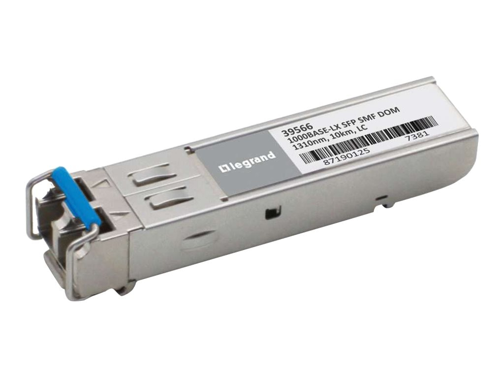 C2G 1000BASE-LX SMF SFP MINI-GBIC Transceiver Module HP JD119B Compatible