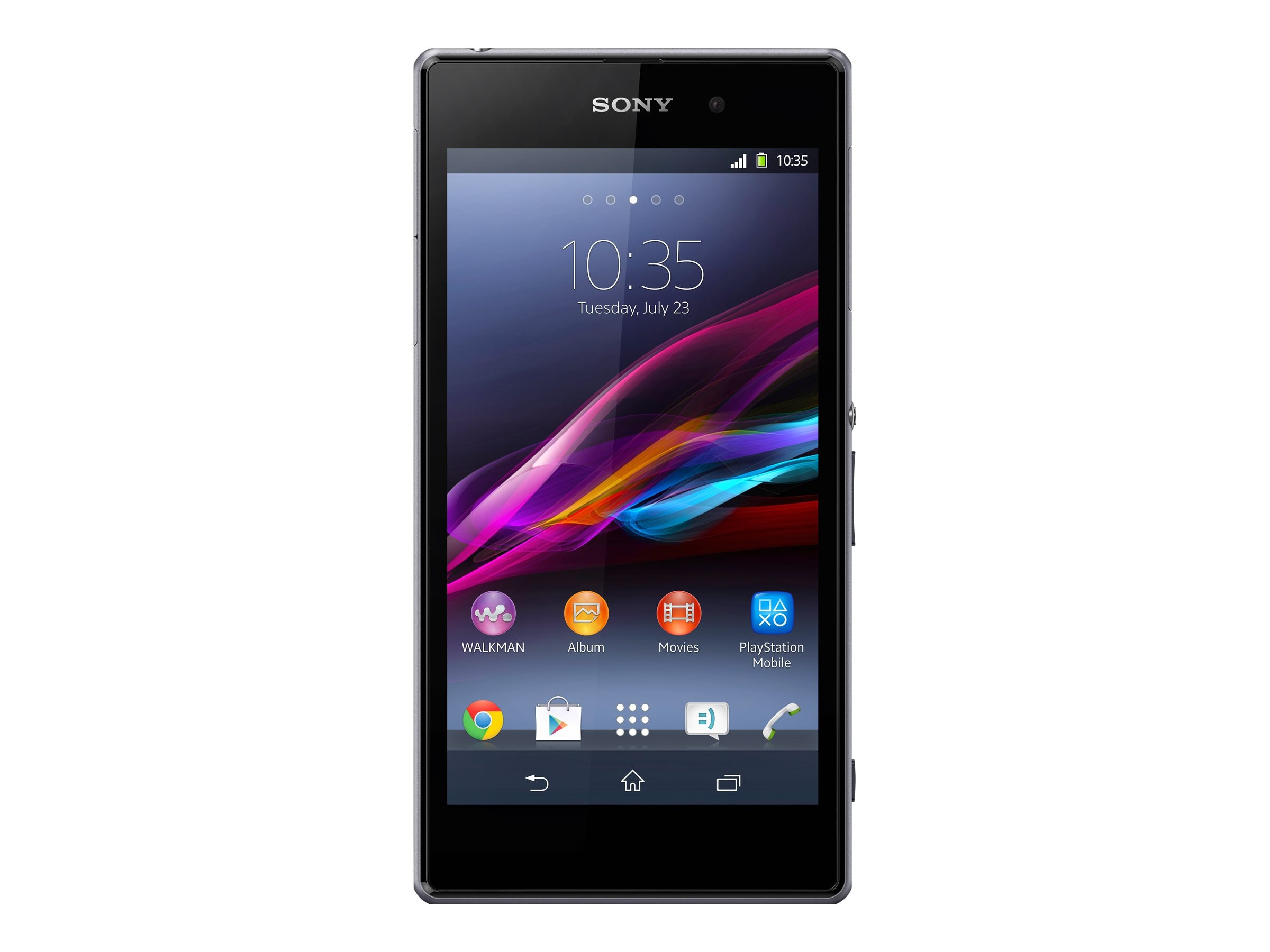 Sony XPeria Z1 LTE C6906 Smartphone - Black, 1276-7850, 16793906, Cellular Phones